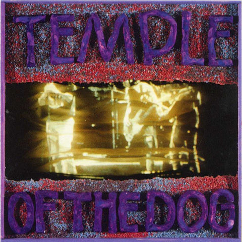 Temple Of The Dog ‎– Temple Of The Dog LP