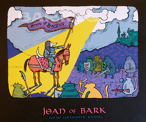 Krewe of Barkus Joan of Bark 2000 -