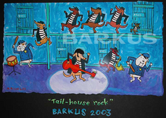 Krewe of Barkus Tail House Rock 2003 -