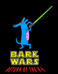 Krewe of Barkus 2015 Bark Wars Return of the K-9 -