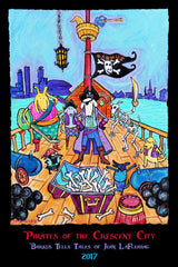 Pirates of the Crescent City: Barkus Tells Tales of Jean LaFleaBag