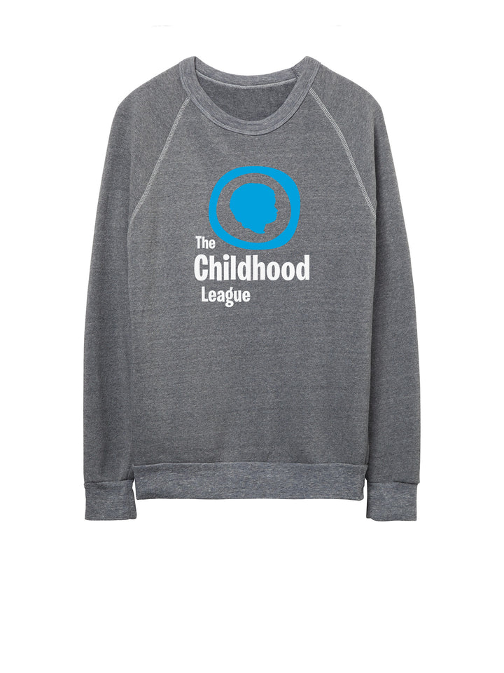 Childhood League - Unisex Crew Neck Sweatshirt