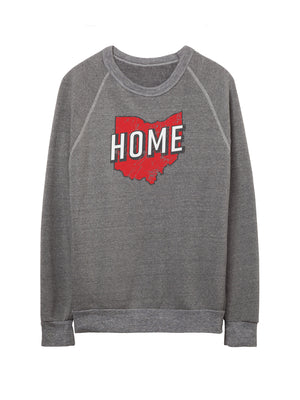 Home - Unisex Crew Neck Sweatshirt