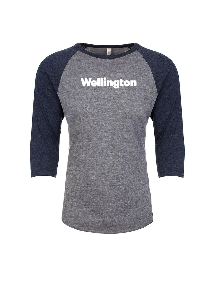 Wellington - Unisex 3/4 Length Sleeve