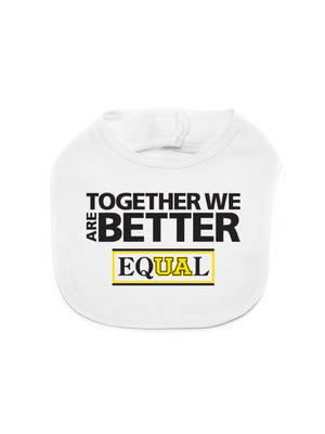 Together We Are Better - Bib