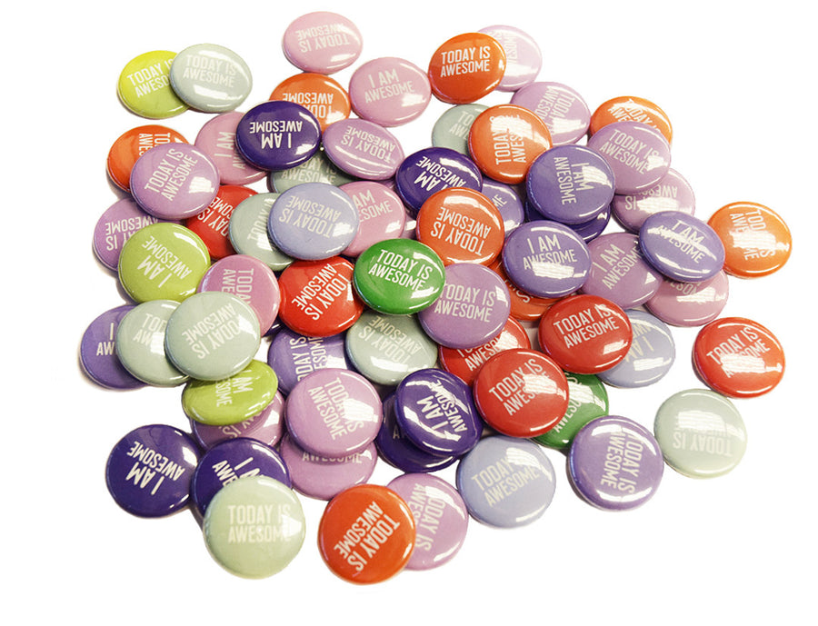 Awesome Buttons - 10 for $5.00