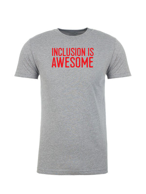 Nisonger - Inclusion is Awesome - Unisex Tee