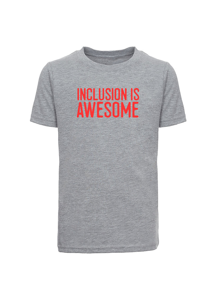 Nisonger - Inclusion is Awesome - Youth Tee