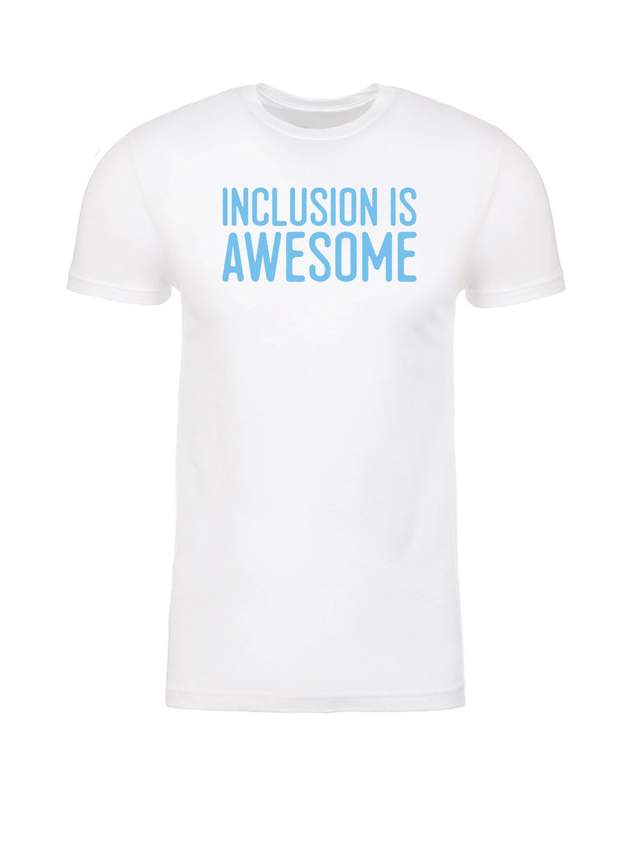 Inclusion is Awesome - Unisex Tee