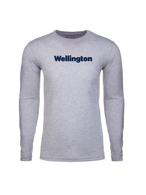 Wellington - Unisex Long Sleeve Tee