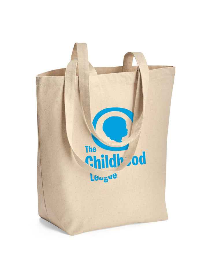 Childhood League - Natural Tote