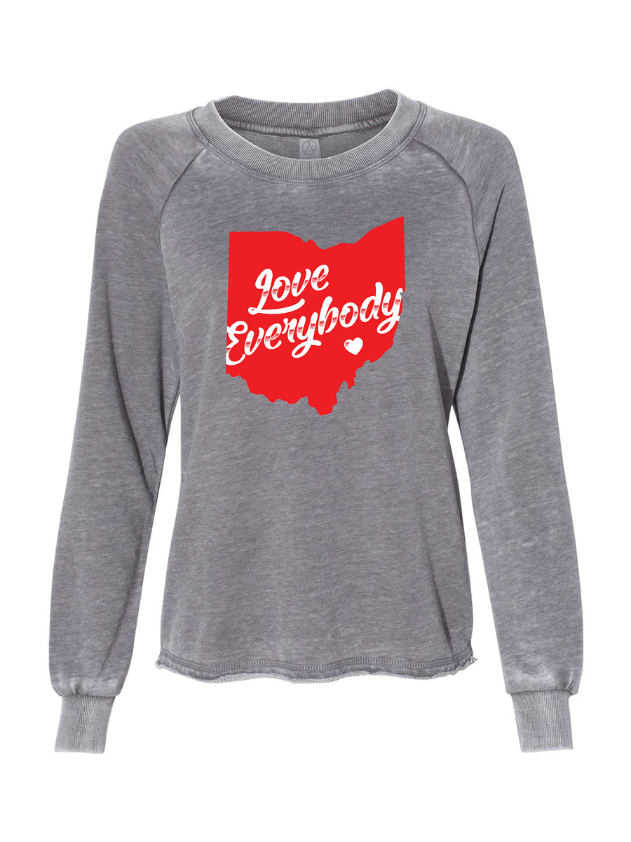 Love Everybody - Women's Sweatshirt