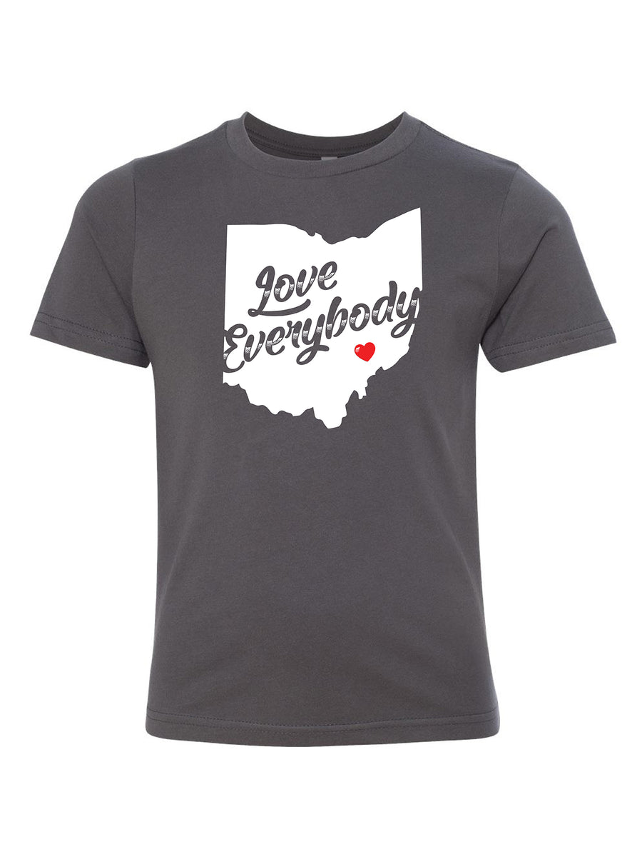Love Everybody - Youth Tee
