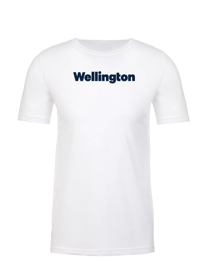 Wellington - Unisex Short Sleeve Tee