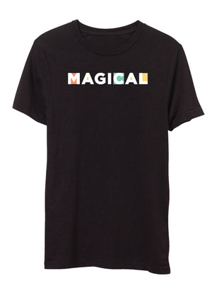 The Power of Words - Men's Tee - MAGICAL