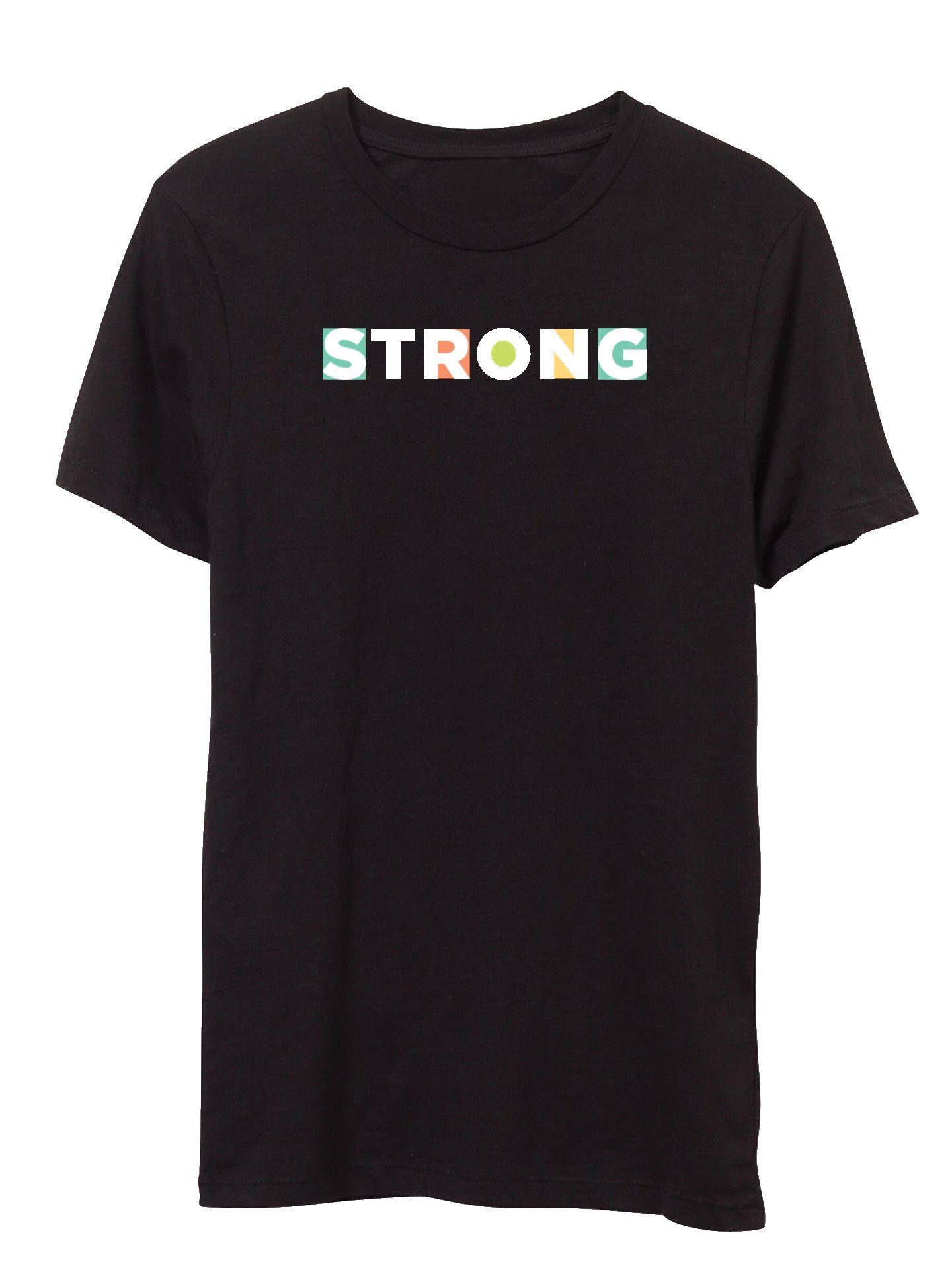 The Power of Words - Men's Tee - STRONG