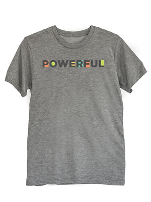 The Power of Words - Men's Tee - POWERFUL