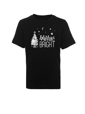 Merry & Bright - Youth Tee