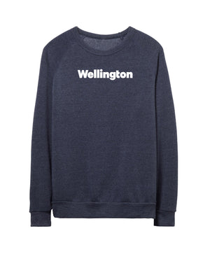 Wellington W - Unisex Crew Neck Sweatshirt