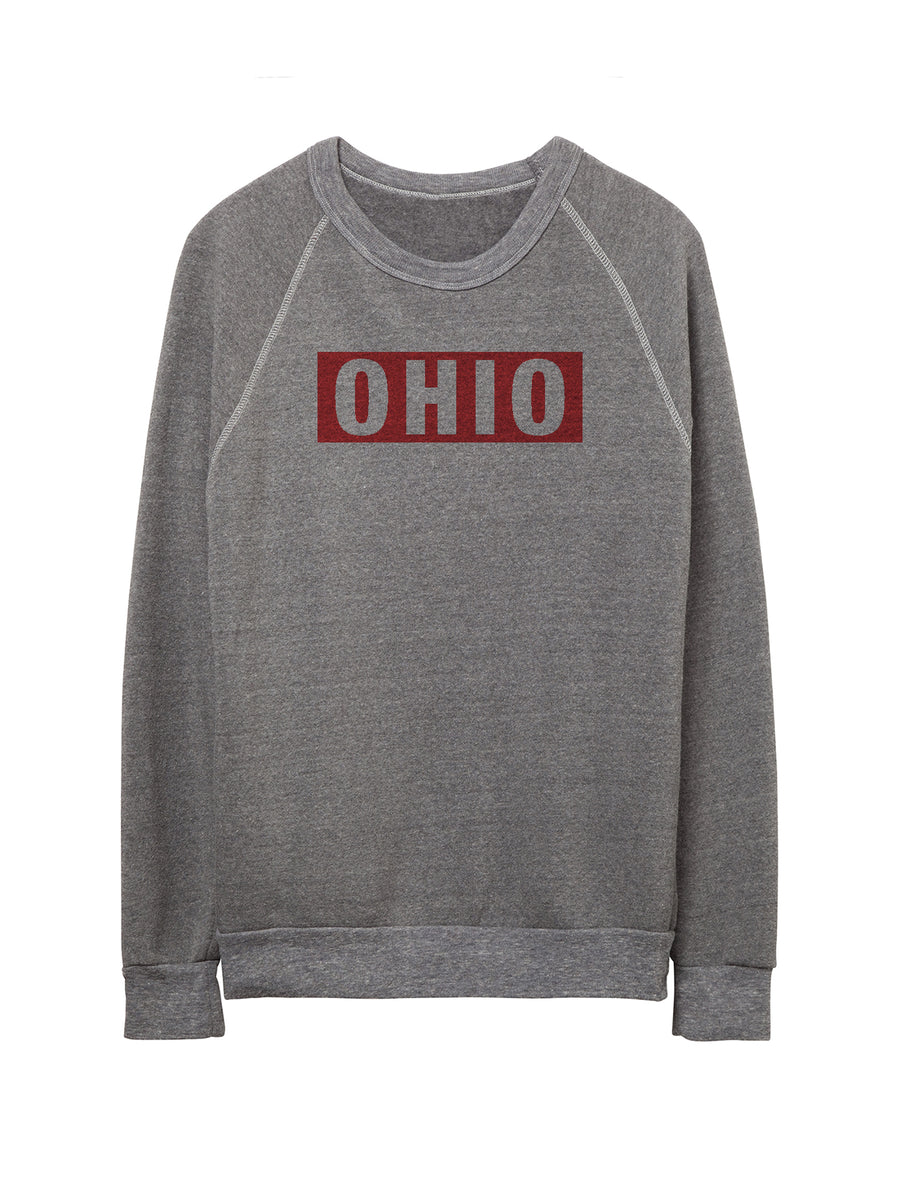 OHIO - Unisex Crew Neck Sweatshirt