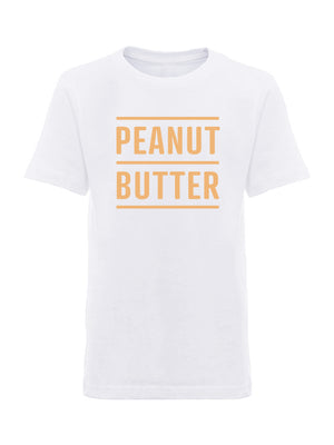 Peanut Butter & Jelly - Kids Tee