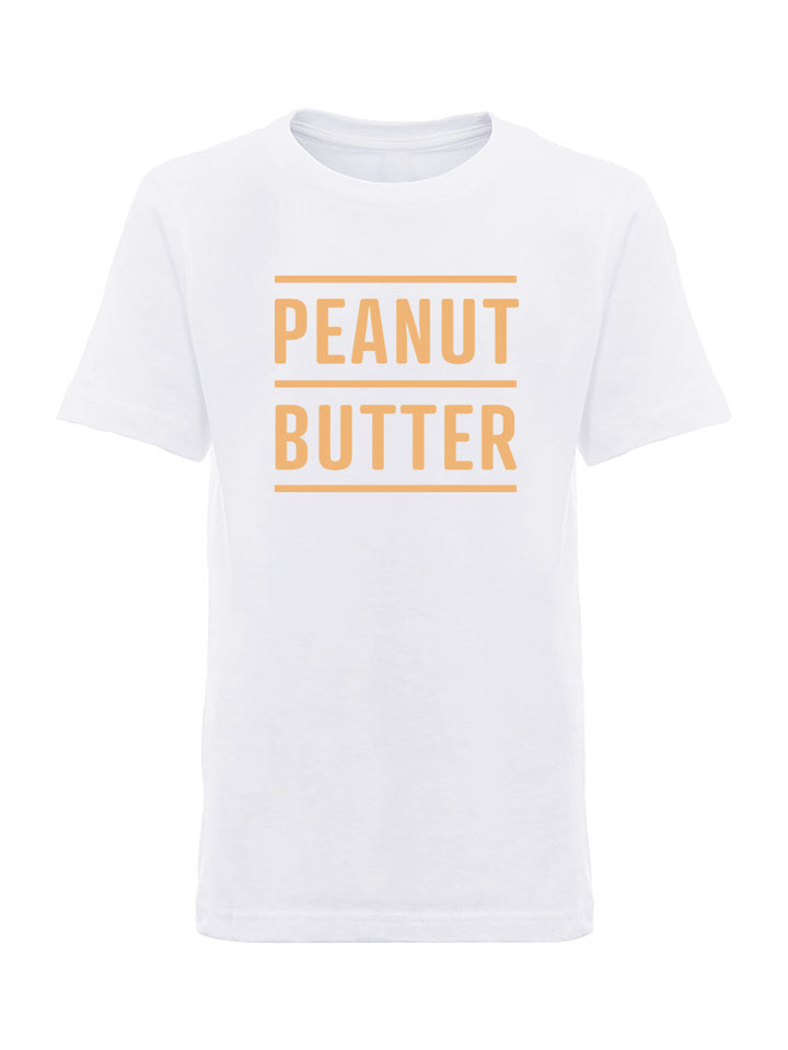 Peanut Butter & Jelly - Youth Tee