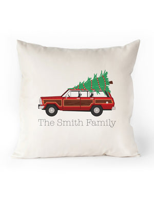Holiday Custom Awesome - Organic Pillow