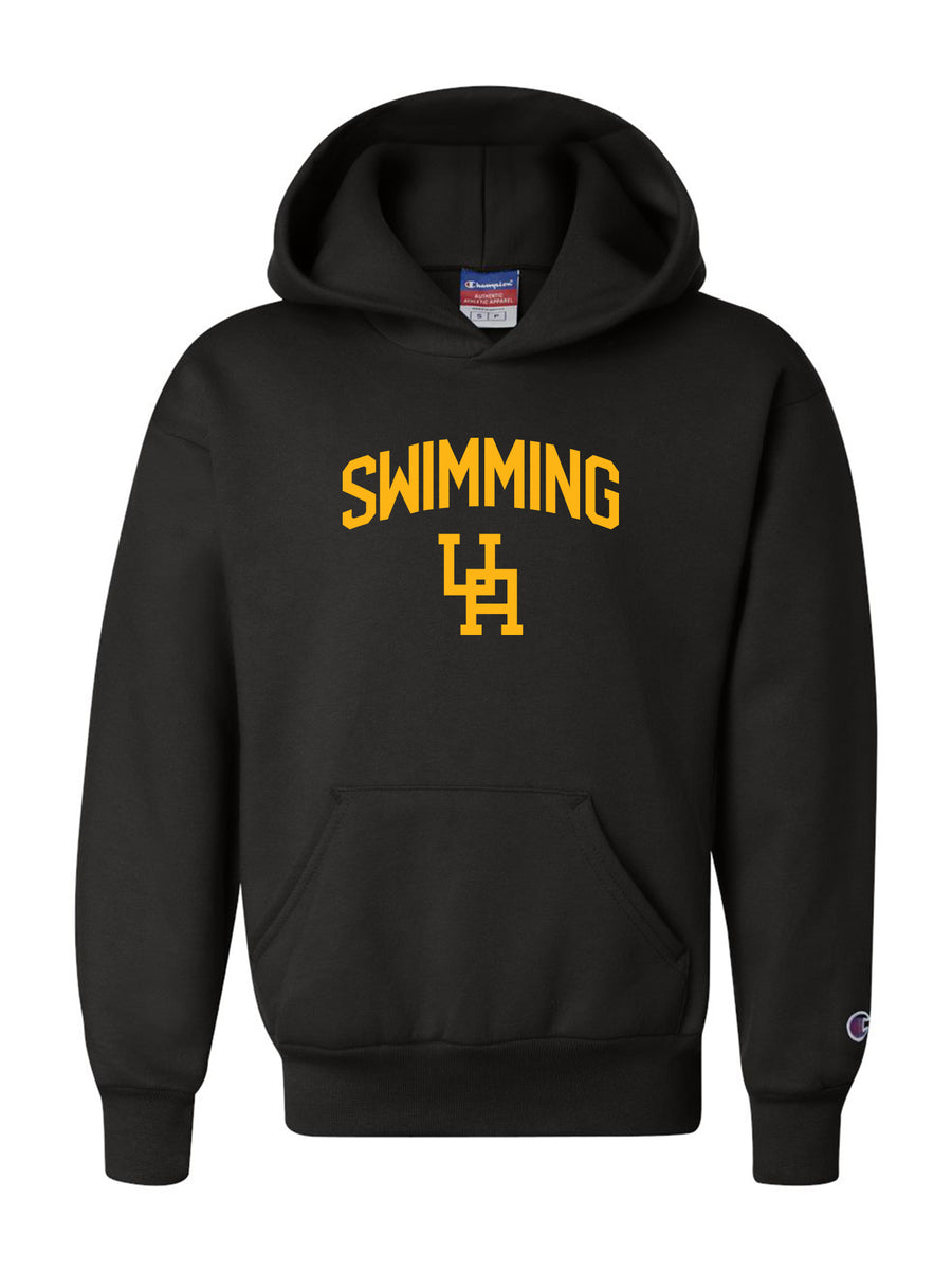 UA Swimming - Youth Hooded Sweater