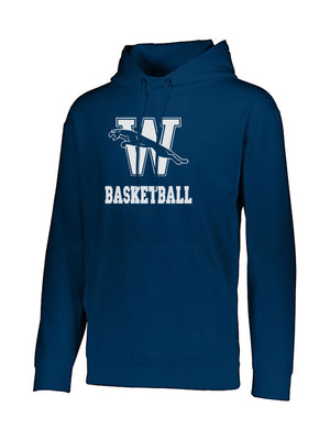 Wellington Basketball - Youth Hooded Sweater