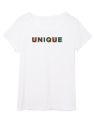 The Power of Words - Women's Tee - UNIQUE
