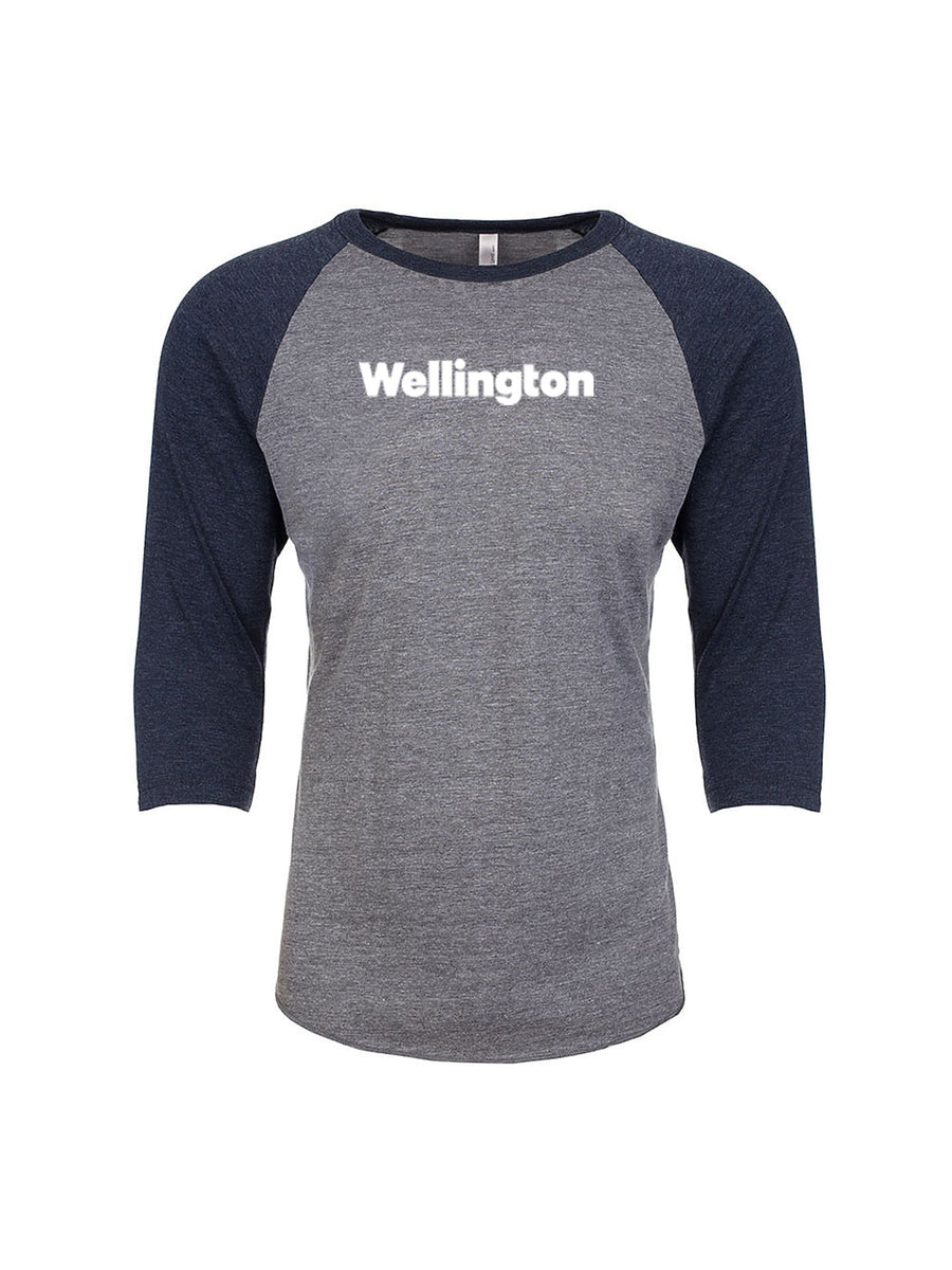 Wellington - Unisex Quarter Length Tee