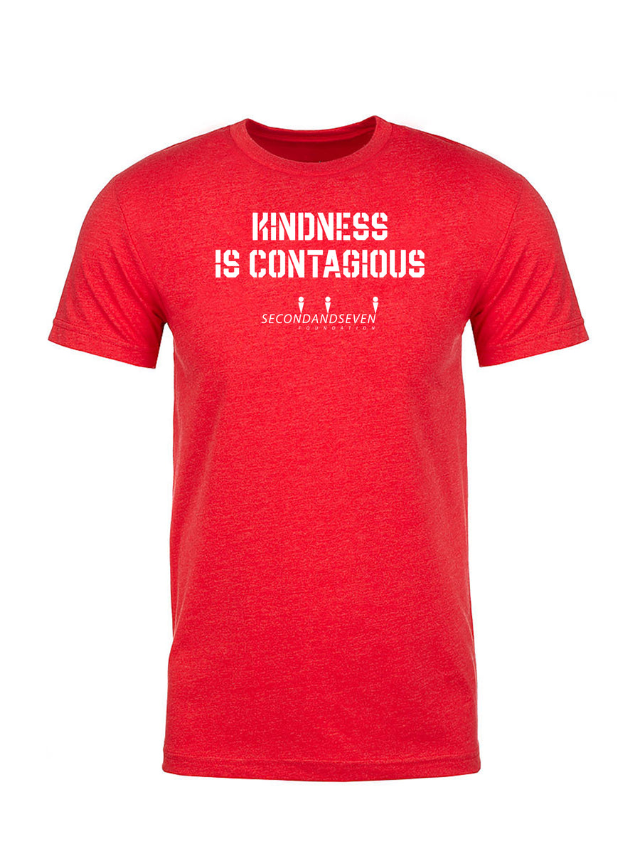 Kindness is Contagious - Unisex Tee