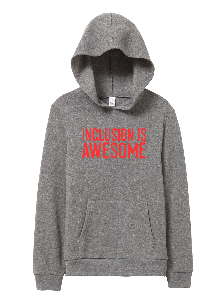 Nisonger - Inclusion is Awesome - Youth Hoodie