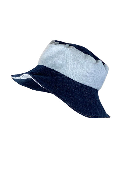 Cornelia denim hat