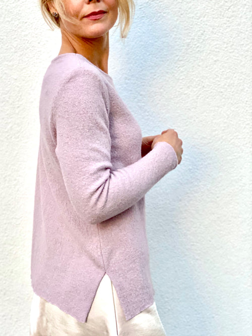 Kajsa knitted sweater