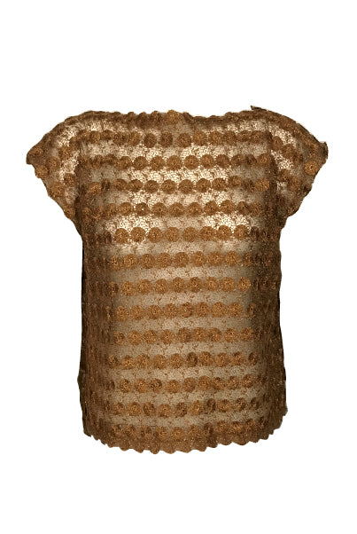 Sharon Lurex Top