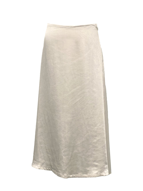 Isabelle Satin Skirt