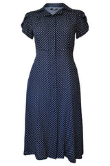 Daisy Dots Dress