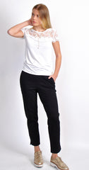 Johanna Stretch Slim Pants