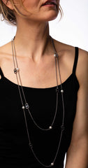 Noor Extra Long Necklace