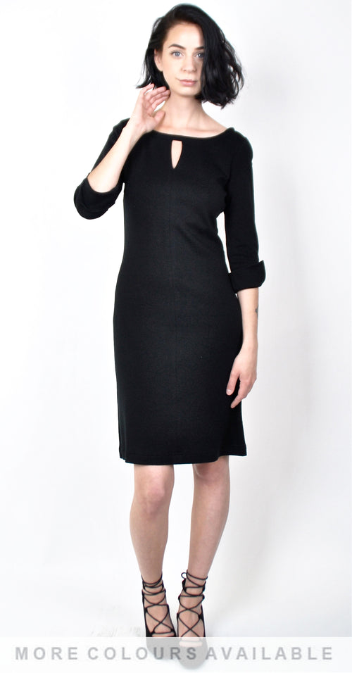 Jackie 3/4 Sleeve Dress
