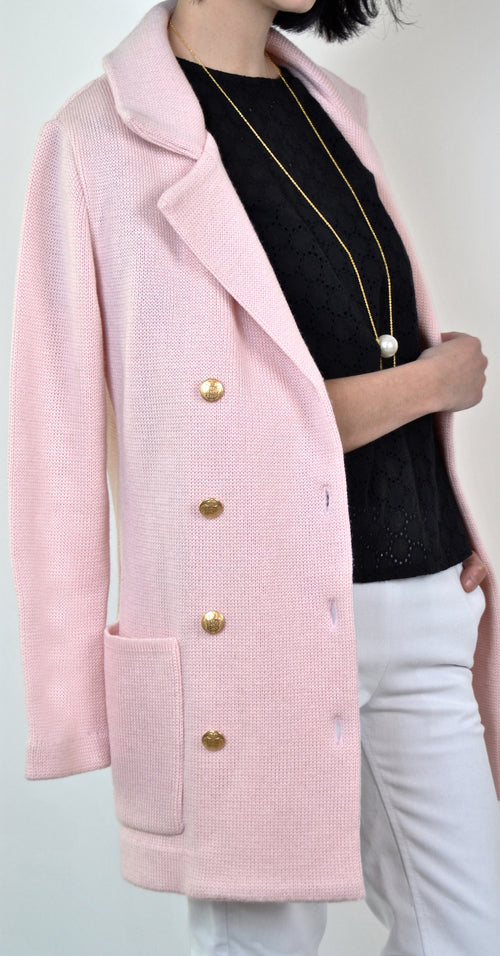Kerstin DB Wool Jacket