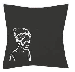 Noor linnen pillowcase