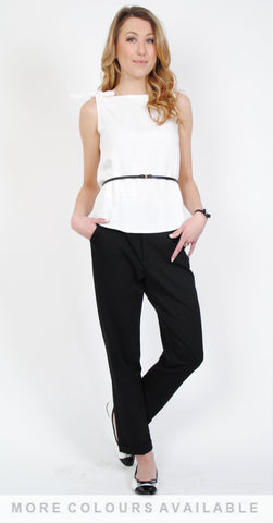 Ellen top Asymmetric