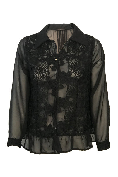 PETRA LACE BLOUSE JACKET