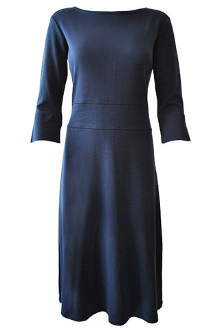 Pia Polo Neck Dress