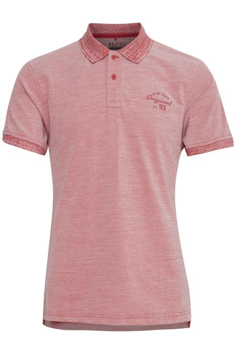 Blend Washout Red Polo