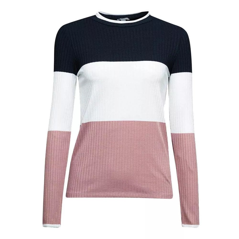 Colour block Long Sleeve