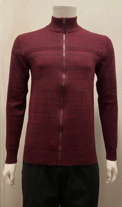 Zip Mock Neck