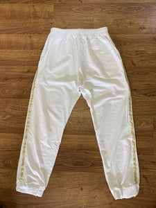 Joggers with Gold Band